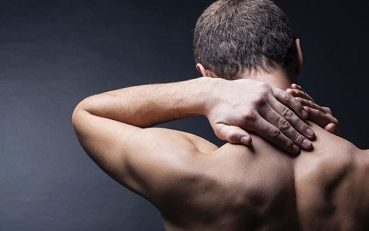 Contrattura muscolare da artrosi cervicale