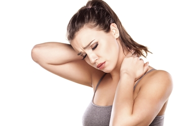 Sofferenza da cervicalgia<p />