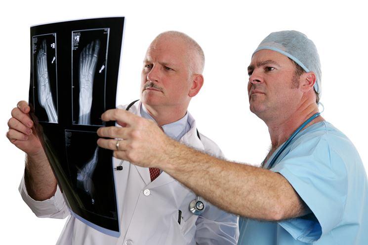 Medici ortopedici al lavoro