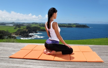 rilassarsi con lo yoga