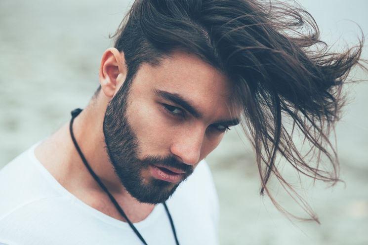 olio per barba