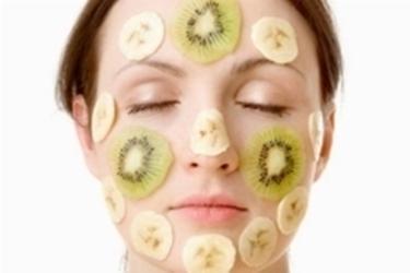 maschera alla frutta