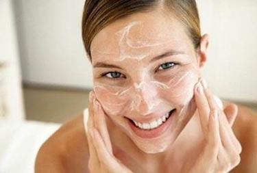 pelle dopo il peeling