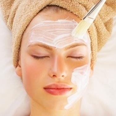 maschera viso e scrub