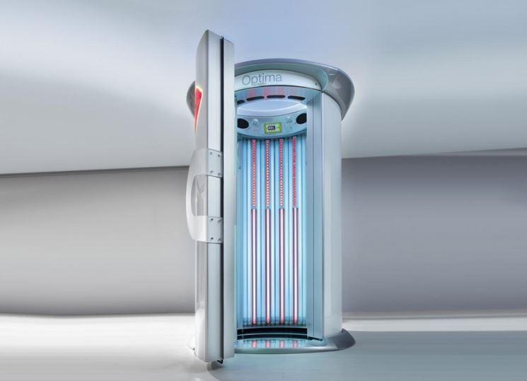 abbronzatura  doccia solare