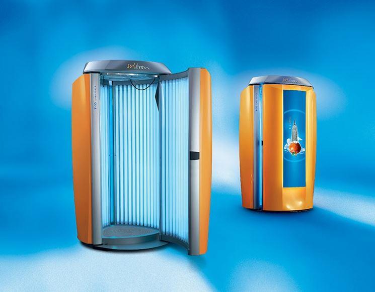 doccia solare o lettino