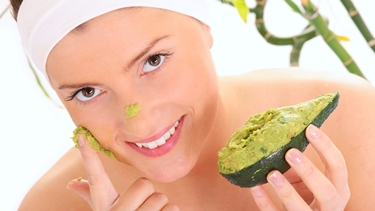 avocado per maschera bellezza