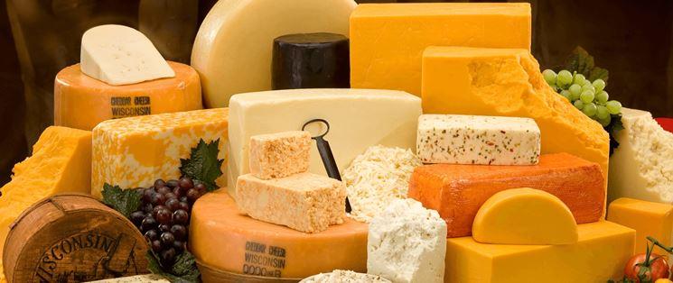 formaggi e colite