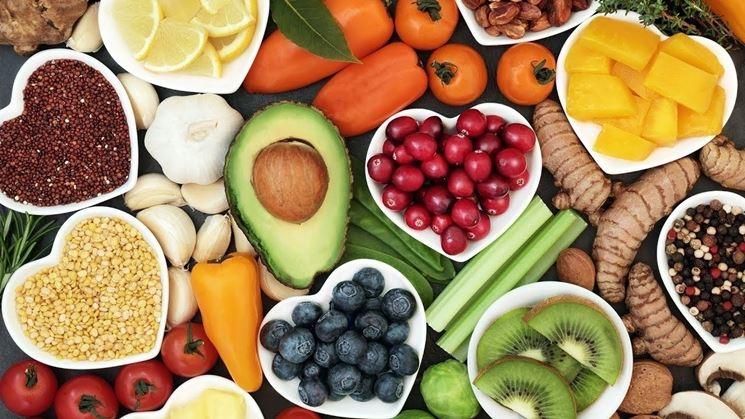 dieta friuttariana