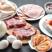 Cibi ricchi di proteine