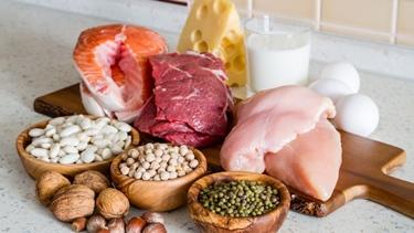 alimentazione ipeproteica