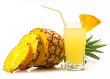 Succo d'ananas