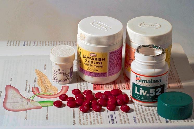 Medicine calcoli biliari