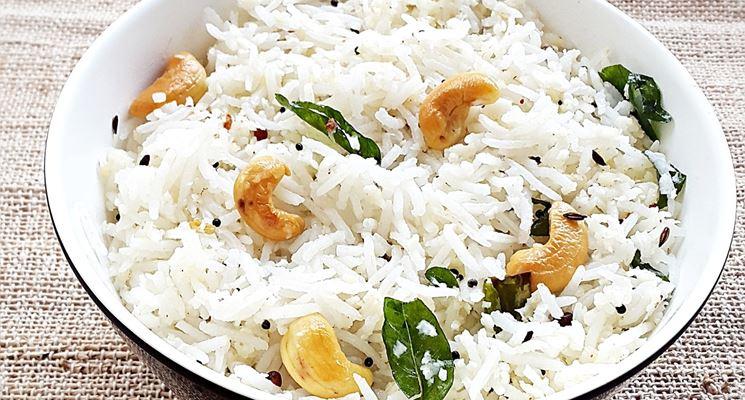 Il riso è un cibo astringente