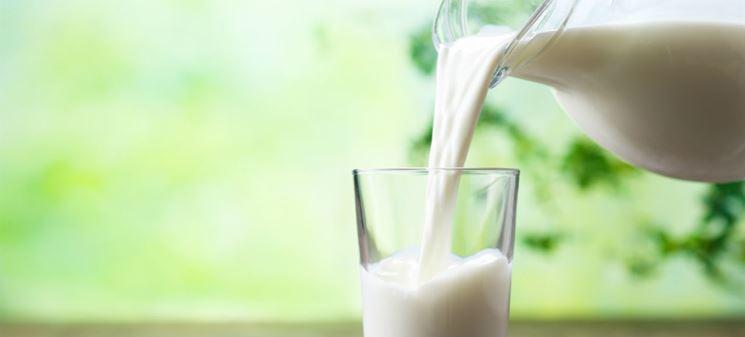 Il latte va evitato