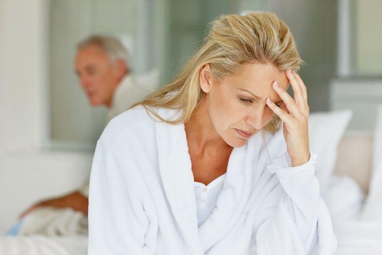 Fase menopausa delicata