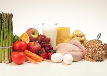 Frutta e verdura fresca