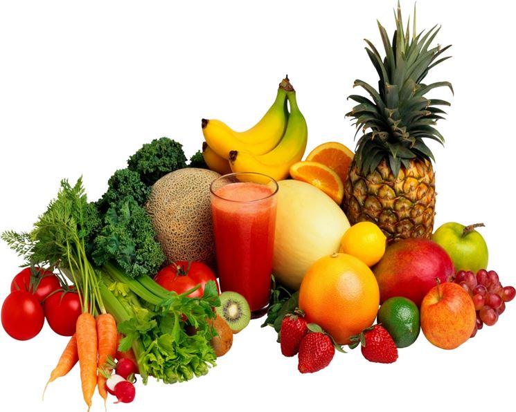 Frutta e verdura in gravidanza