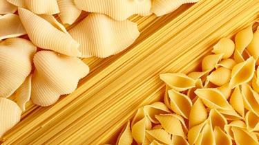 La pasta: uno degli alimenti consigliati