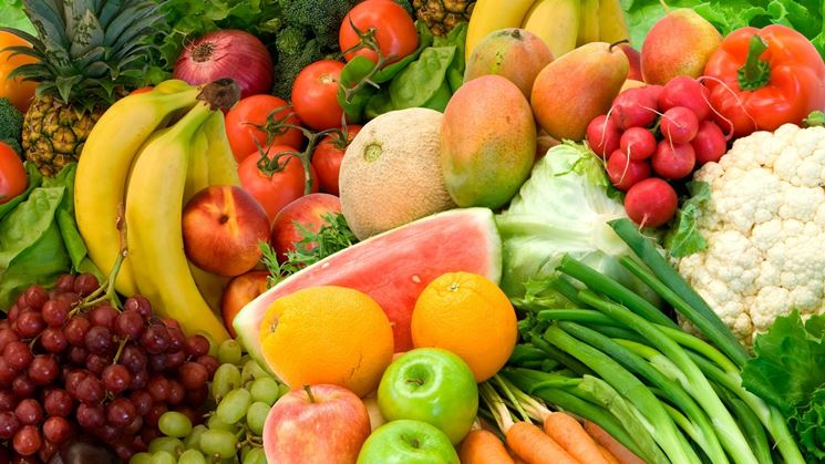 Porzioni vegetali
