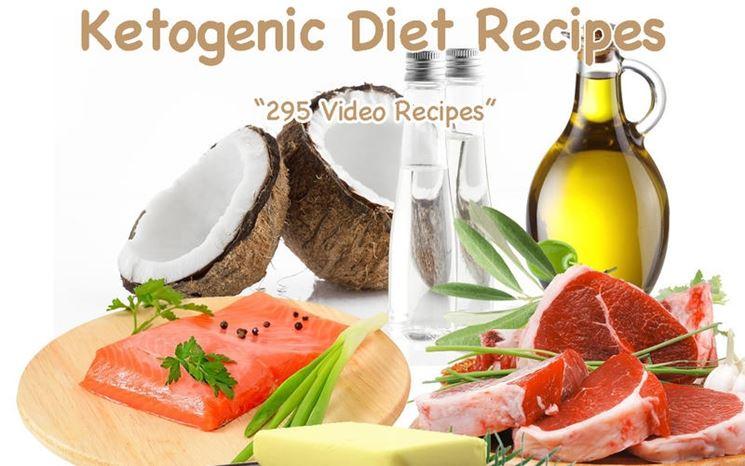 Vari alimenti da integrare con la dieta chetogenica