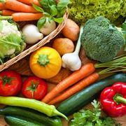 Alcuni alimenti della dieta crudista