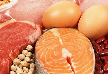 pesce carne uova