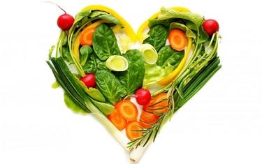 cuore vegano