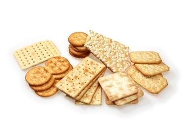 Crackers di vario tipo