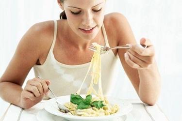 mangiare poco e sano