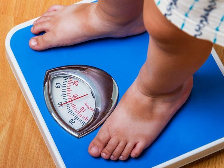 Nei bambini il pesoforma è essenziale