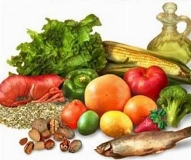 alimenti per la dieta