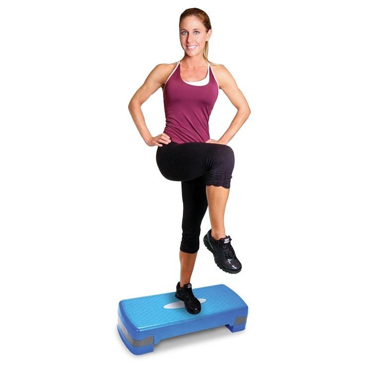 Esercizi aerobica step