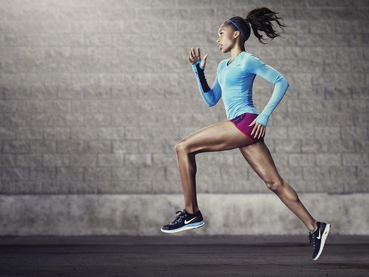 Corsa sport dimagrire