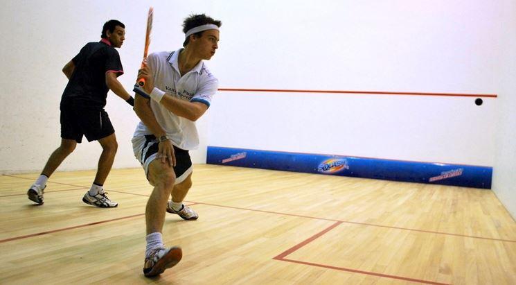Partita squash