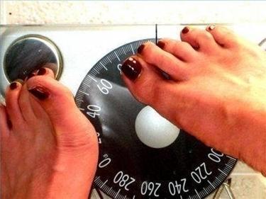 bilancia e peso forma