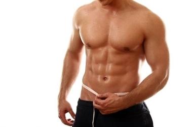 massa magra maschile