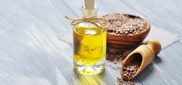 olio di lino uso