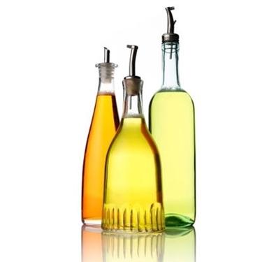 olio imbottigliato