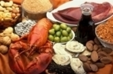 alimenti e rame