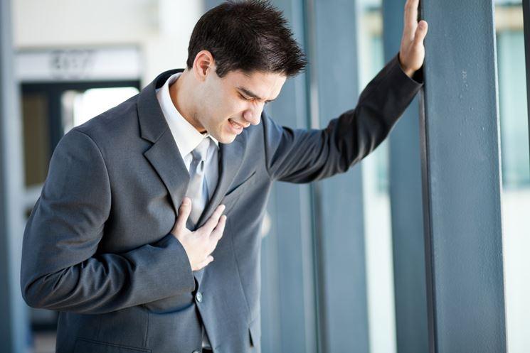 Tachicardia sintomo panico