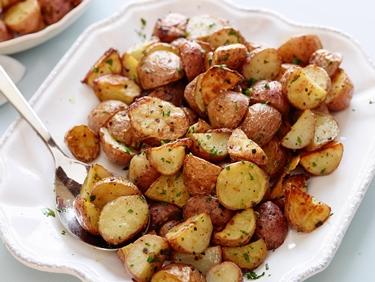 piatti con patate