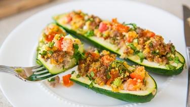 ricetta con zucchine