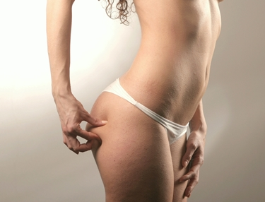 massaggio per la cellulite