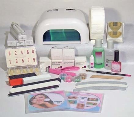 kit unghie - Manicure