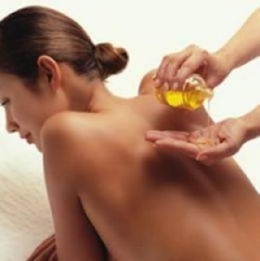 massaggi con oli