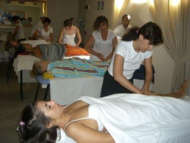 scuola massaggi