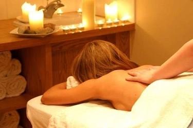 Spa massaggio rilassante
