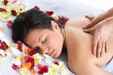 massaggio bellezza