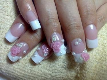 unghie ricotruite